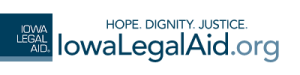 Iowa Legal Aid logo
