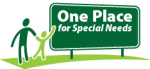 One Place for special needs logo