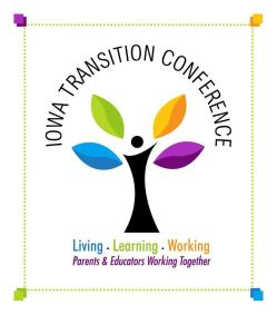 Iowa Transition Conference 2013