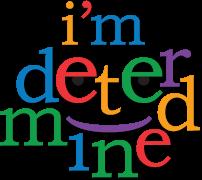 I'm Determined Logo