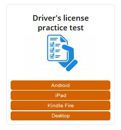 Iowa DOT practice test 2
