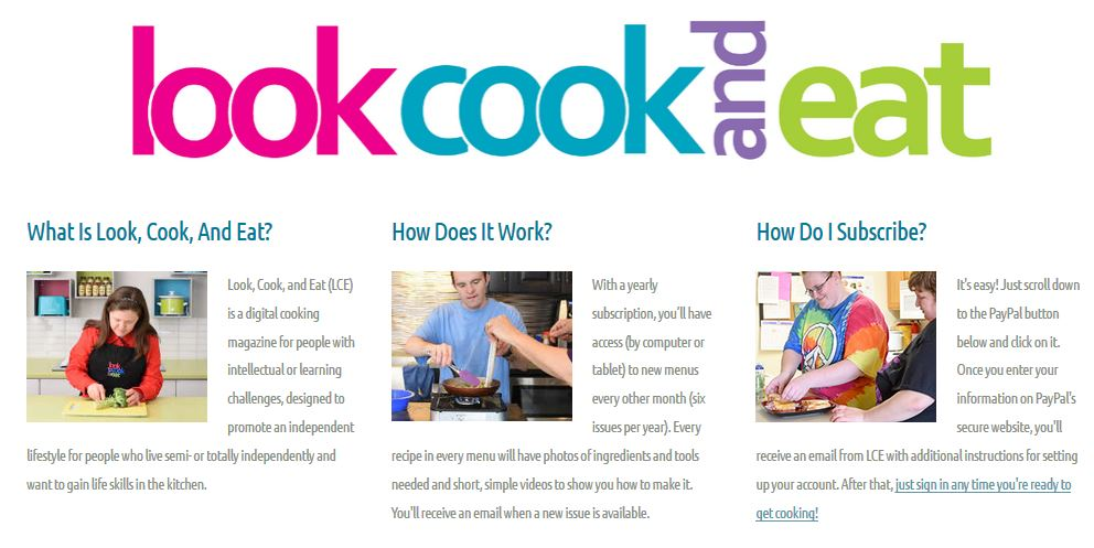 Look Cook & Eat