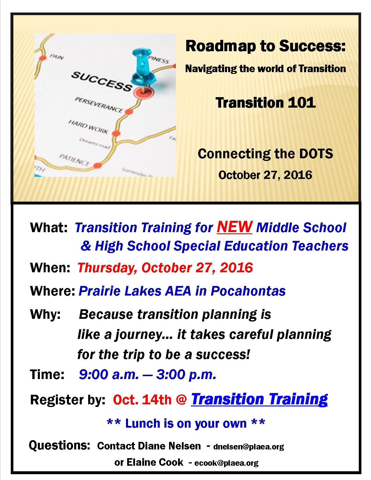 moving students forward new teacher transition training flyer oct 2016