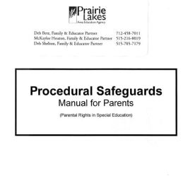 Parents Rights In Special Education Notice Of Procedural Safeguards >> Parents Rights And Procedures Moving Students Forward