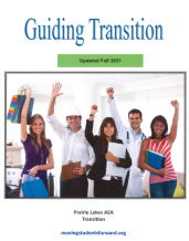 Guiding Transition Booklet updated Fall 2021